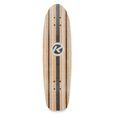 Kryptonics 28-Inch Rider Jacket Cruiser Longboard