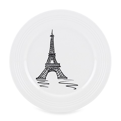 Lenox® Tin Can Alley® 9-Inch Paris Accent Plate