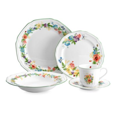 Mikasa® Antique Garden 5-Piece Place Setting