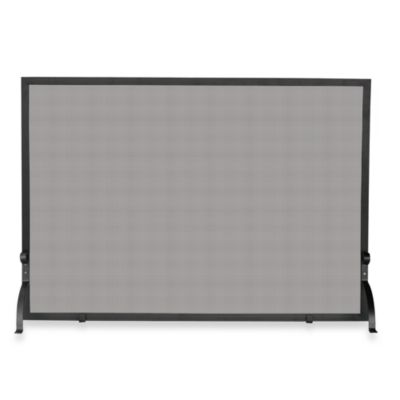 UniFlame® S-1158 39-Inch Olde World Iron Fireplace Screen