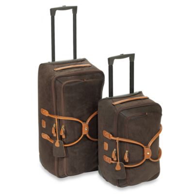 Cotton Luggage Duffle