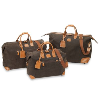 Bric's Life 18-Inch Cargo Duffle