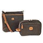 Bric's Olive Travel Bag Collection