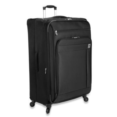 DELSEY Helium Superlite Spinners 29-Inch Expandable in Black