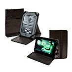 Sumdex®  CrossWork® Kindle Black Folio Stand