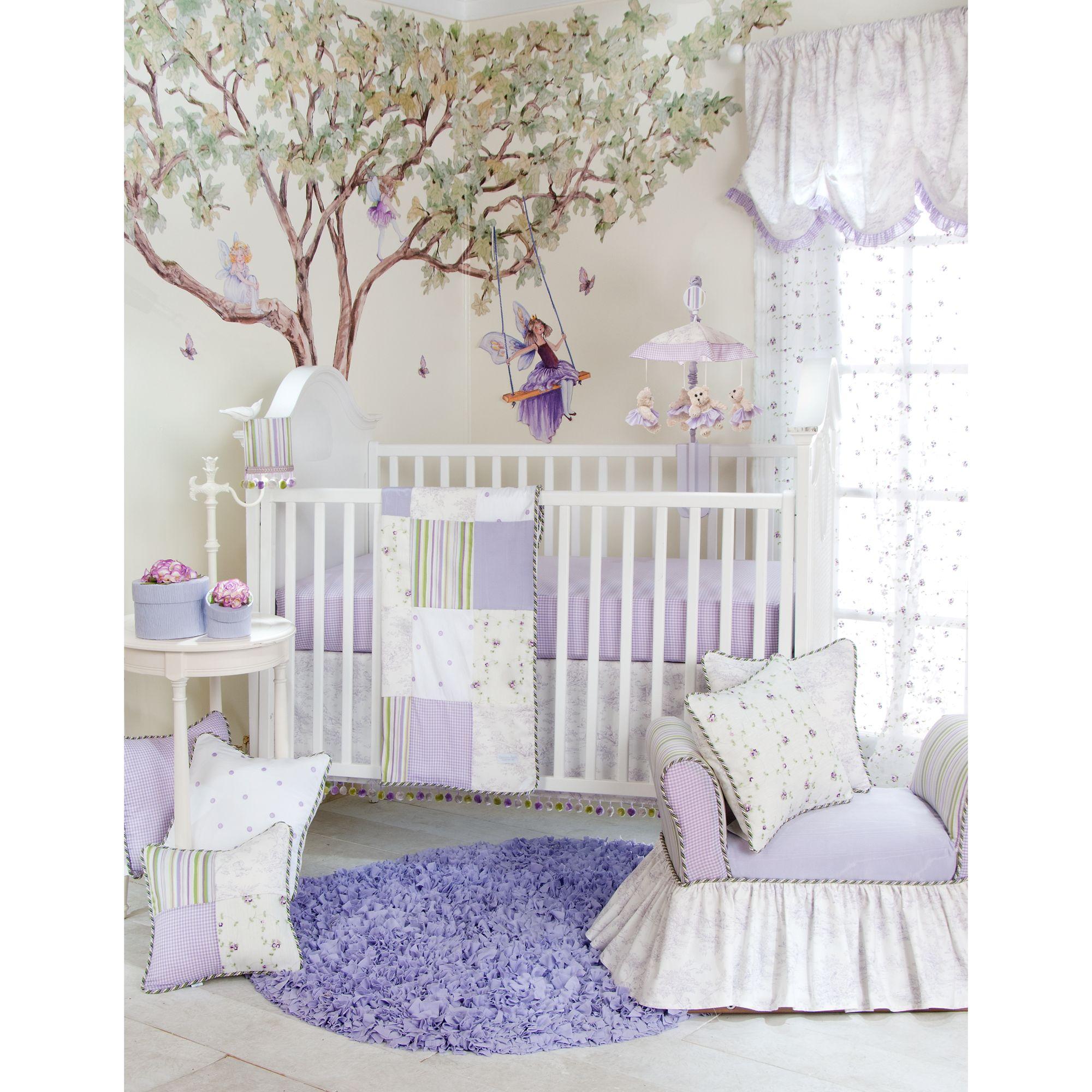 Jean Bedding Jean Penelope Crib Bedding