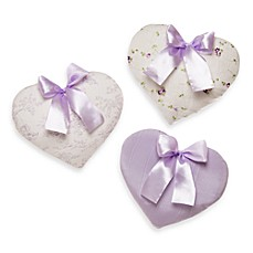 Glenna Jean Penelope Heart Wall Hangings (Set of 3)