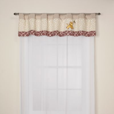 Disney Baby Lion King Go Wild Valance
