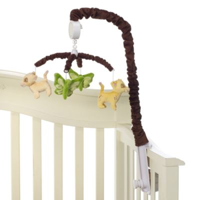 Crib Fashion Bedding > Disney Baby Lion King Go Wild Mobile