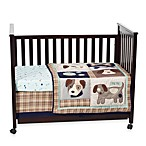 Sumersault Show Doggies Crib Bedding Collection