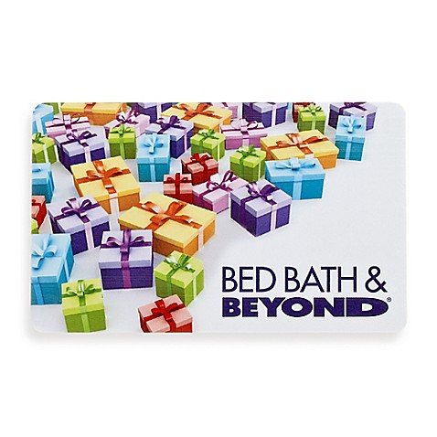 Multi Color Presents Gift Card