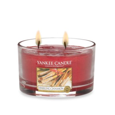 Yankee Candle® Housewarmer® Sparkling Cinnamon 3 Wick Candle