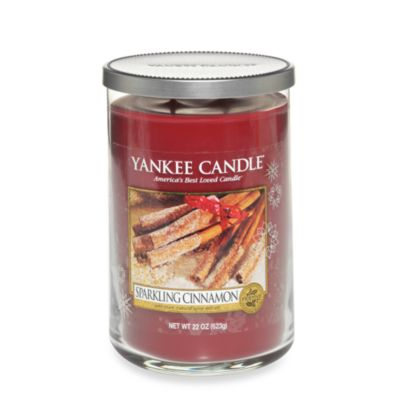 Yankee Candle® Housewarmer® Sparkling Cinnamon Large Lidded Candle Tumbler