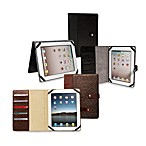 Sumdex®  CrossWork® iPad/iPad 2 Folio Stand