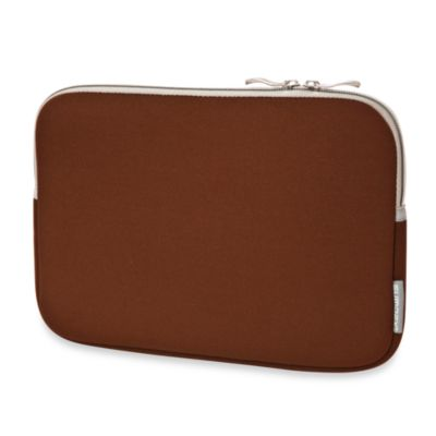 Sumdex Neoprene Cocoa Courier Sleeve for Notebook Computer up to 16-Inch