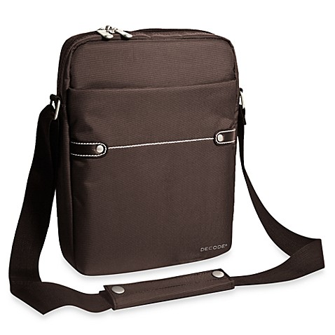 Sumdex®  Case for 10.2-Inch Tablet/Netbook in Brown