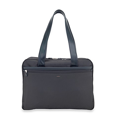Sumdex®  Women's Business 17.3-Inch Tote for Notebook or MacBook in Black