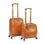 Bric's Cognac Carry-On Collection