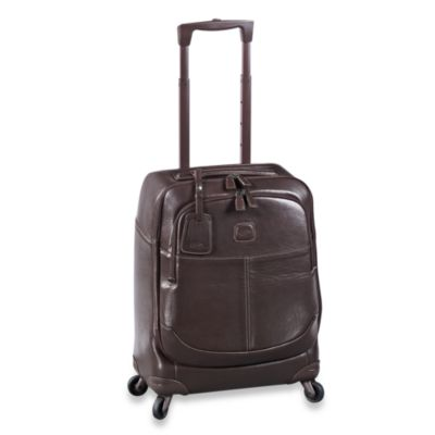 Carry On Luggage Leather