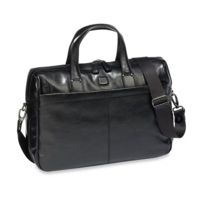 Bric's Briefcase in Black