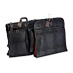Bric's Garment Bag Collection in Black