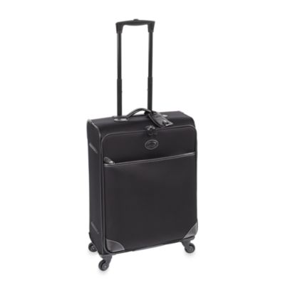Bric's Pronto 25-Inch Black Widebody Spinner
