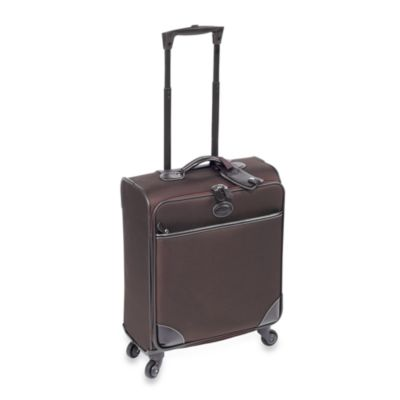 Bric's Pronto 20-Inch Widebody Spinner in Brown