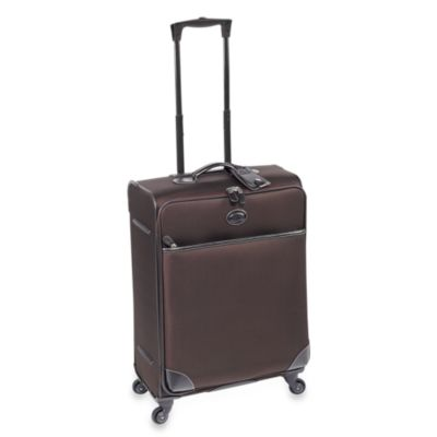 Bric's Pronto 25-Inch Widebody Spinner in Brown