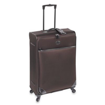 Bric's Pronto 30-Inch Widebody Spinner in Brown