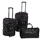 Bric's Pronto Duffel Bag Collection in Black