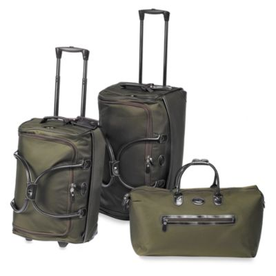 Bric's Pronto 28-Inch Rolling Duffle Bag in Forest