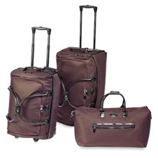 Bric's Pronto Brown Duffel Collection