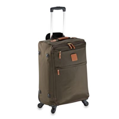 Bric's X-Bag 25-Inch Carry-On Spinner Trolley in Olive