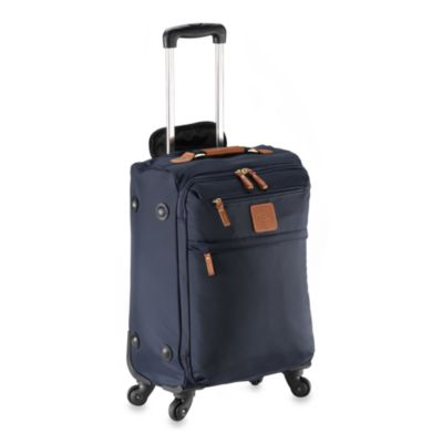 Bric's X-Bag 21-Inch Carry-On Spinner Trolley in Navy