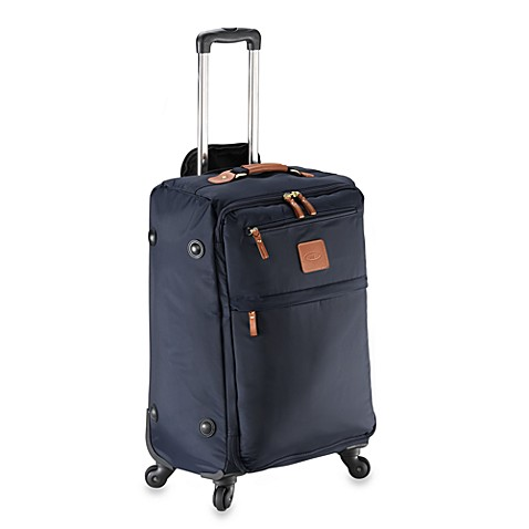 Bric's X-Bag 25-Inch Carry-On Spinner Trolley in Navy