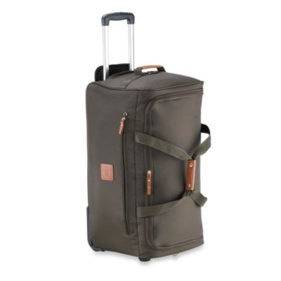 Bric's Xtravel Rolling 28-Inch Duffle Bag in Olive