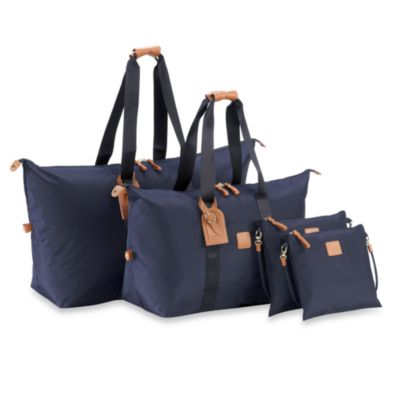 Bric's Xtravel 18-Inch Duffle Bag in Navy