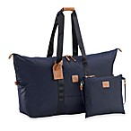 Bric's Xtravel Duffel Bag in 22-Inch Navy