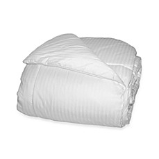 Real Simple® Level 3 White Down Alternative 100% Cotton Comforter