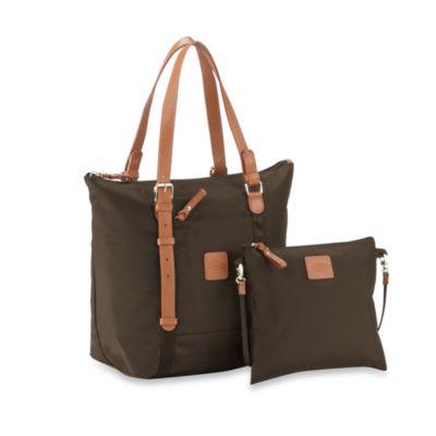 Bric's X-Bag Medium Sportina Bag in Olive