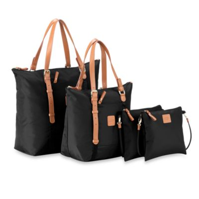 Bric's Xtravel Sportina Shopper Bag - Large Black