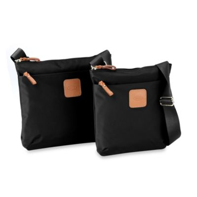 Bric's Xtravel Urban Envelope Bag Collection in Black