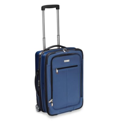 Travelers Choice® Sienna Navy 21-Inch Hybrid Upright Garment Bag