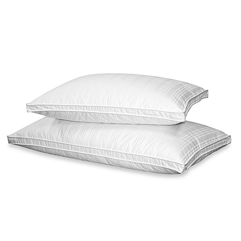 Real Simple Firm Density Down Pillows