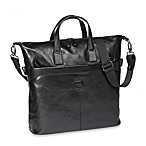 Bric's Pelle Tote in Black