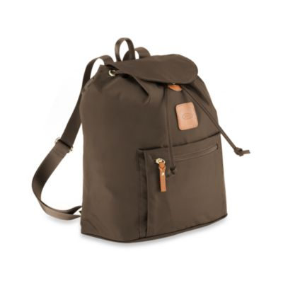 Bric's X-Bag Backpack in Olive
