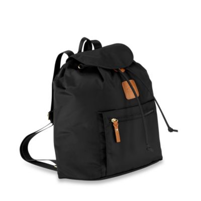 Bric's X-Bag Black Backpack
