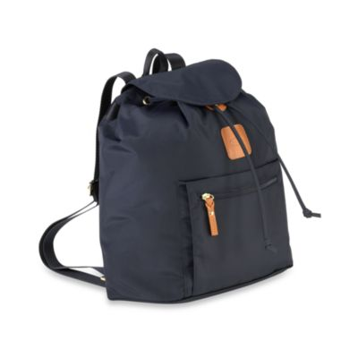 Bric's X-Bag Navy Backpack