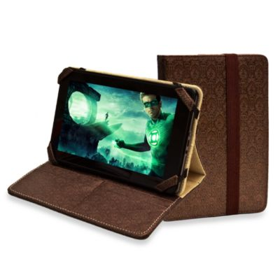 Sumdex® Crosswork Antique Kindle Fire Folio Stand