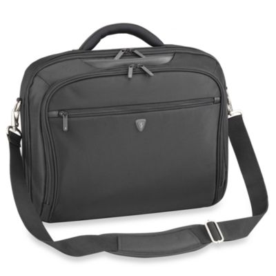 Sumdex Concept E 15.6-Inch Black Notebook Briefcase